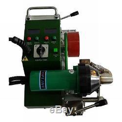 AC220V High Speed Hot Air Gun Welder 20mm 0.8'' Welding Width Pro- Banner Welder
