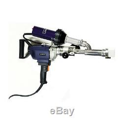 AC220V Plastic Extrusion EX2 Extruder Welder Gun Booster for Welding Machine