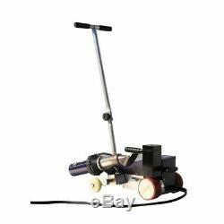 AC220V Plastic Powerful Hot Air Roofer Welder Welding Machine 40mm with Air Gun