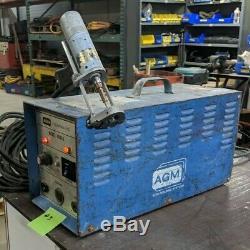 AGM 600SS Capacitor Discharge Stud/Pin Welder Gun stud 5/16 max diameter