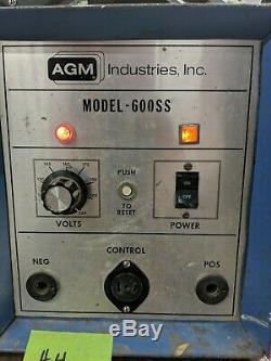 AGM 600SS Capacitor Discharge Stud/Pin Welder Welding Gun up to 5/16 Stud