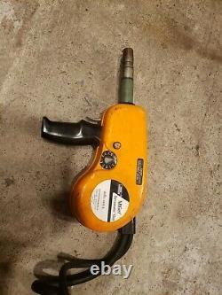 AIRCO AIRCOMATIC MIGet Spool Gun for Aluminum welding spoolgun