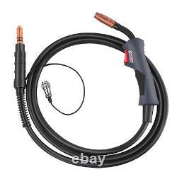 Amico MIG-140GS 140A MIG/MAG/TIG/Stick Arc Combo Welder Spool Gun Weld Aluminum