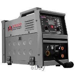 Amico MIG-140GS, 140A MIG/MAG/TIG/Stick Arc Welder, Spool Gun Weld Aluminum