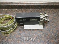 Amtech Model Gun 40 Ultrasonic Welding Welder Head Free Shipping
