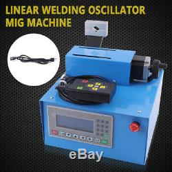 Automatic Welding Oscillator PLC Control Linear Type For TIG MIG/MAG Welding Gun