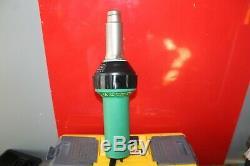 BAOSHISHAN 1600W Hot Air Welder Blast Torch Overlap Welding Gun for Plastic PVC