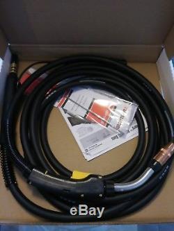 Bernard Semi-Automatic MIG Gun Q4025AE8IMC 25' 400amp Miller Wire Feed Welder