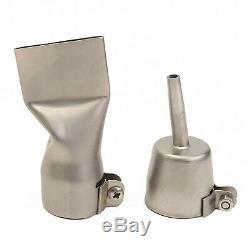 Beyondlife Plastic Hot Air Welder Heating Gun PVC Vinyl Rod Welding Hot Gas Pist