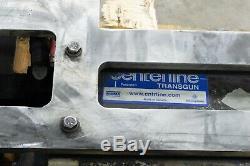 Centerline RoMan Robotic Weld Gun Scissor Type Pneumatic Cylinder Spot Welder