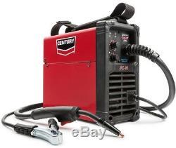 Century Welding Machine Welder Wire Feed Gun 120 Volt 90 Amp Portable Electric