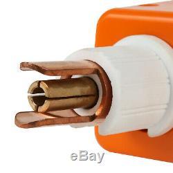 Dent Puller Welder Kit Car Body Spot Repair Device Stud Welding Hammer Gun 110V