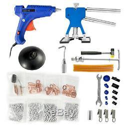 Dent Repair Spot Puller Stud Welder 3KVA 6600uf Welding Plate 0.5-10mm 2 Guns