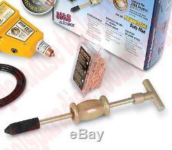 ELECTRIC Auto Body Repair STUD GUN WELDER T-Handle SLIDE HAMMER DENT PULLER TOOL