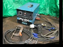 ERICO PW 800 Stud/Pin Welder, with Gun and all Cables