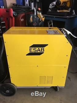 ESAB MigMaster 250 MIG welder Complete with Torch, Gas&Regulator, and Spool Gun
