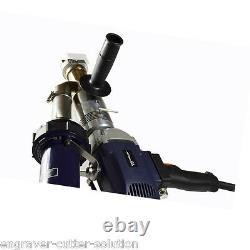 EX2 AC220V Plastic Extrusion Welding Machine Extruder Welder Gun Booster
