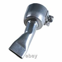 Easy Grip Hand Held Plastic PVC Hot Air Welding Gun Welder Pistol Kit 110V 1600W