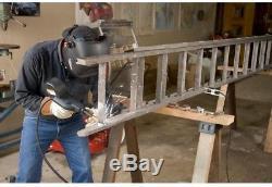 Electric Welding Aluminum Wire Spool Gun Lincoln Magnum 100SG Welders K2532-1