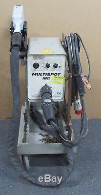 Elektron Bremen Multispot M8 TYPE WST 8000+ Pliers M-1800AC & Spot Gun