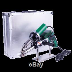 FREE SHIP 220V Hand Extruder Plastic Repair Seam Welder Extrusion Welding Gun
