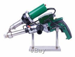 FREE SHIPPING 110V LESITE Handheld Plastic Welding Extruder Extrusion Gun Welder