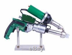 FREE SHIPPING 220V Handheld Plastic Welding Extruder Extrusion Gun Welder