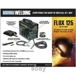 Flux Core Arc Welder Wire Welding With Flux Core Gun