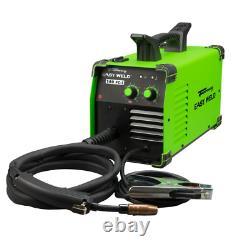 Forney 261 120-Volt 140 Amp Easy Weld FC-i Flux Core Gasless Welder 8 ft MIG Gun