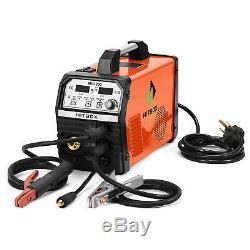 HITBOX 220V Inventer 200A Welder ARC MIG MAG LIFT TIG Welding Machine TIG Gun