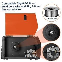 HITBOX 4-IN-1 MIG Welding Machine 220V Invente MMA ARC Lift TIG Welder Torch Gun