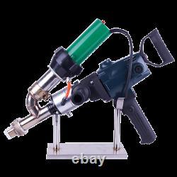 Hand Extruder Gun Plastic Welding gun Extrusion Welder Machine LST600F