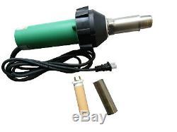 Hot Air Torch Plastic Welder 1600W Heat Gun Plastic Welding Gun 110V/220V