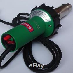 Hot Air Welder Plastic Welding Heat Gun for PP/PVC/PE/PPR Water Tanks etc