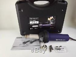 Hot Blast Torch Overlap Air Welding Gun Welder Pistol Tool Hot Air Gun 1600W