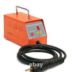 Hot Stapler Plastic Welder Gun Car Bumper Repair Welding Tool + 600 Staples 110V