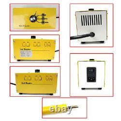 Hot Stapler Plastic Welder Kit Car Bumper Repair Plastic Welding Gun+700 Staples