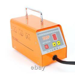 Hot Stapler Plastic Welder Welding Repair Kit Gun Car Bumper Au Tool+600 Staples