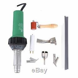 Iglobalbuy 1080W Heavy Duty Plastic Hot Air Gun Welding Plastic welder/Hot Gas P