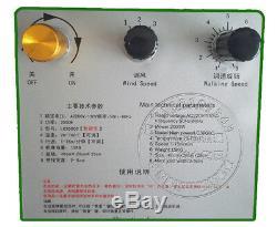 Intelligent PVC PE Flex Banner Seam Welder with 2000W Leister Heat Gun 220V