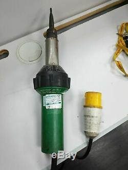 Leister 110v Hot Air Welding Tool Heat Gun Hand Welder CH-6056