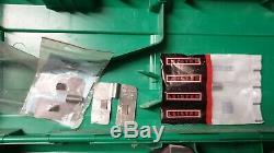 Leister 110v Hot Air Welding Tool Heat Gun Hand Welder With Carry Case & Extras