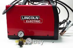 Lincoln 180 Amp Weld-Pak 180 HD MIG Wire Feed Welder with Magnum 100L Gun