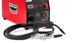 Lincoln Electric 70 Amp 80GL Wire Feed Flux Core Welder and Gun with Flux Cored