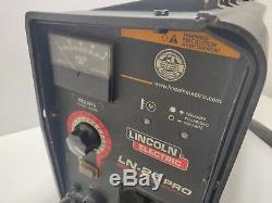 Lincoln Electric LN 25 PRO Wire Feeder LN25 Wire Feeder Welder with 20'ft gun