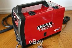 Lincoln Electric Weld-Pak 140HD MIG Wire Feed Welder 140 Amp