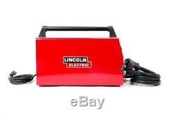 Lincoln MIG Wire Feed Welder Welding Gun Flux-Cored Wire Gas Regulator K2185-1