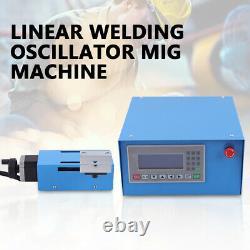 Linear Type Swing Welding Oscillator Remote Control For TIG MIG/MAG Welding Gun