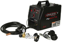 Longevity Welding Machine 140 15AK MIG Gun Welder Wire Feeder Spool Gun Capable