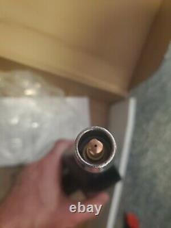 Lotos Technology MSG094 Spool Gun Aluminum Welding For MIG Welders MIG140 Black